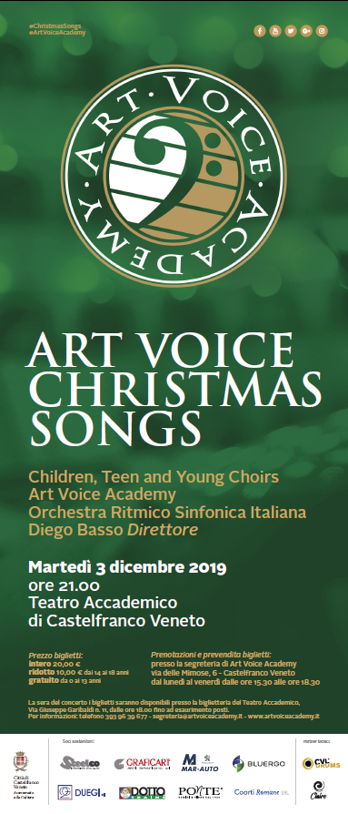 20191203_Art Voice Christmas Songs