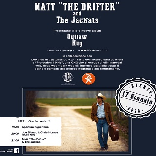 Immagine per Concerto Matt The Drifter