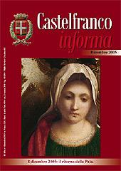 copertina giornalino di Dicembre 2005