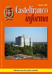 copertina giornalino di Dicembre 2006